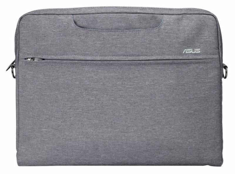 """Сумка для ноутбука 16"""" Asus EOS Carry Bag серый - фото 2"""