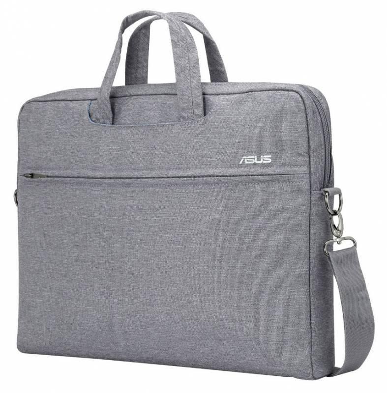 """Сумка для ноутбука 16"""" Asus EOS Carry Bag серый - фото 3"""