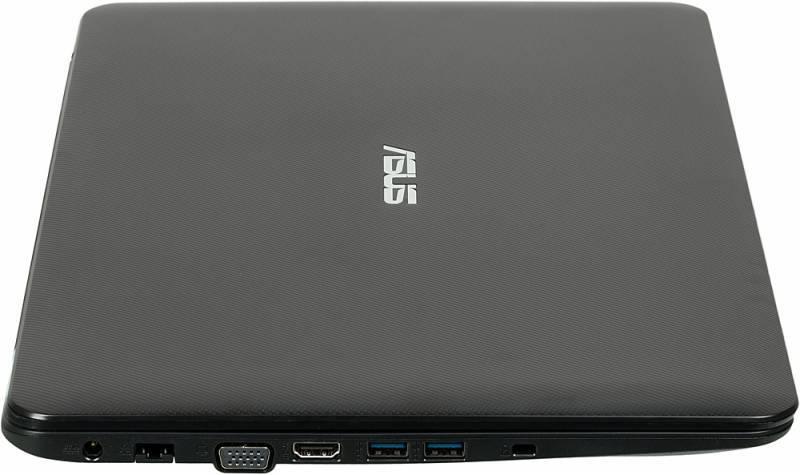 """Ноутбук 15.6"""" Asus X554LJ-XX1155T (90NB08I8-M20270) черный - фото 6"""