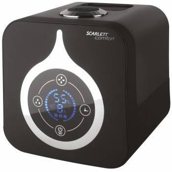 Увлажнитель воздуха Scarlett SC-AH986E03 черный / белый