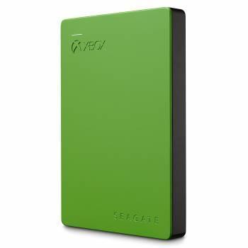 Внешний жесткий диск 2Tb Seagate STEA2000403 XBOX зеленый USB 3.0