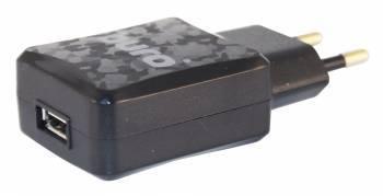 Сетевое зар. / устр. Buro TJ-138b черный (TJ-138B)