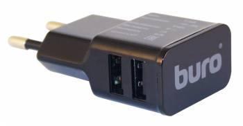 Сетевое зар. / устр. Buro TJ-160b черный (TJ-160B)