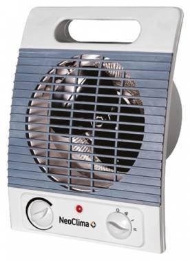 Тепловентилятор Neoclima FH-05 белый/серый