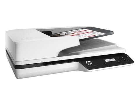 Сканер HP ScanJet Pro 3500 f1 (L2741A) - фото 1