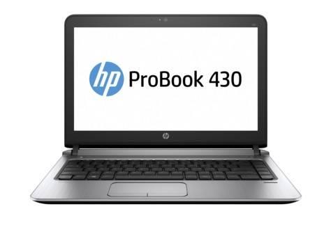 """Ноутбук 13.3"""" HP ProBook 430 G3 черный - фото 1"""