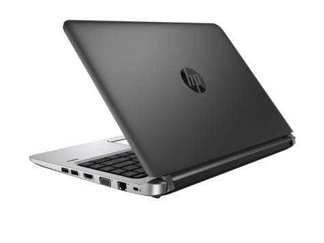 """Ноутбук 13.3"""" HP ProBook 430 G3 черный - фото 5"""