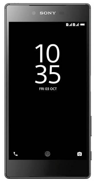 Смартфон Sony Xperia Z5 Premium Dual E6883 32ГБ черный - фото 1