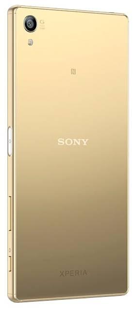 Смартфон Sony Xperia Z5 Premium Dual E6883 32ГБ золотистый - фото 2