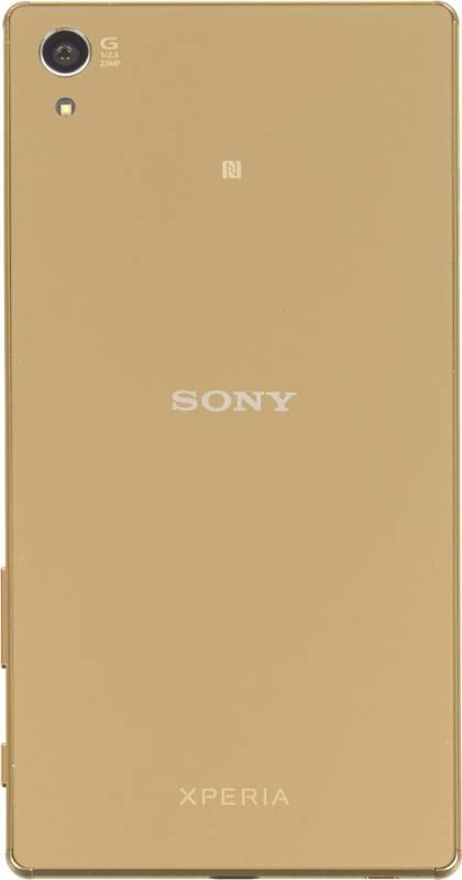 Смартфон Sony Xperia Z5 Premium E6853 32ГБ золотистый - фото 3