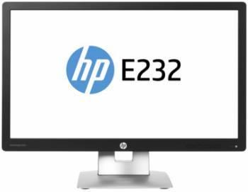 Монитор 23 HP E232 черный
