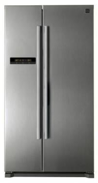 Холодильник Daewoo FRN-X22B5CSI серебристый