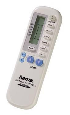Пульт ДУ для кондиционеров Hama 40080