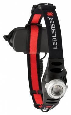 Налобный фонарь Led Lenser H6R черный (7296-R)