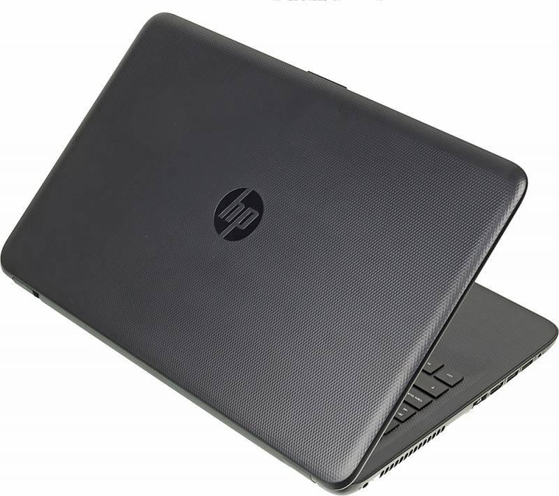 """Ноутбук 15.6"""" HP 15-ac070ur черный - фото 2"""