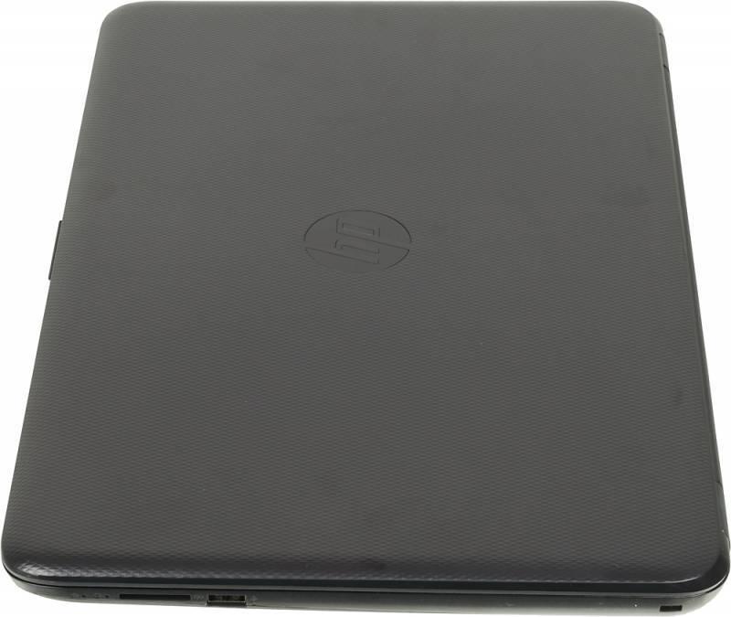 """Ноутбук 15.6"""" HP 15-ac070ur черный - фото 4"""