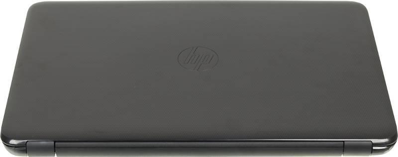 """Ноутбук 15.6"""" HP 15-ac070ur черный - фото 6"""