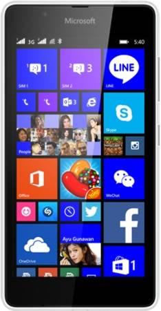 Смартфон Microsoft Lumia 540 белый - фото 1