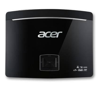 Проектор Acer P7305W черный - фото 5