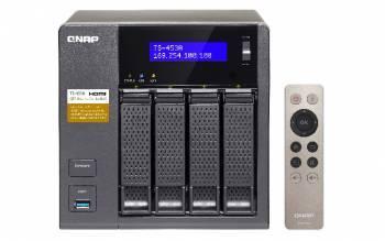 Сетевое хранилище NAS Qnap TS-453A-4G