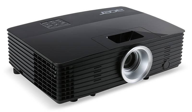 Проектор Acer P1285 черный (MR.JLD11.00K) - фото 2