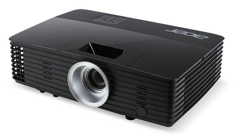 Проектор Acer P1285 черный (MR.JLD11.00K) - фото 3