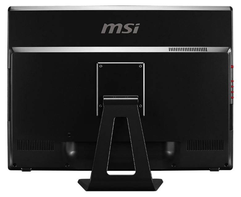 """Моноблок 23.6"""" MSI Gaming 24T 6QE-009RU черный/красный - фото 4"""