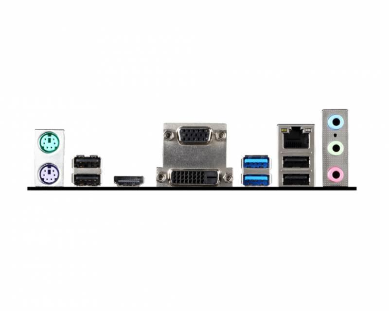 Материнская плата Soc-FM2+ MSI A68H PC MATE ATX - фото 4