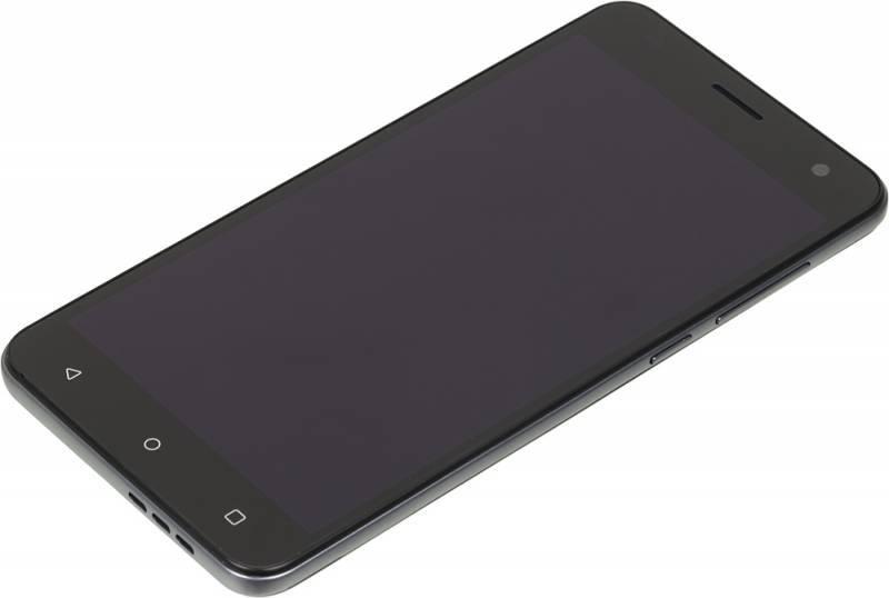 Смартфон Fly Cirrus 2 FS504 8ГБ черный - фото 4