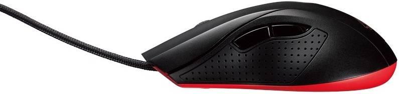 Мышь Asus Cerberus черный/красный - фото 3