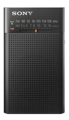 Радиоприемник Sony ICF-P26 черный (ICFP26B.RU2) - фото 1