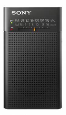 Радиоприемник Sony ICF-P26 черный (ICFP26B.RU2)