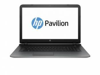 Ноутбук 17.3 HP Pavilion 17-g109ur (P0H01EA) серебристый