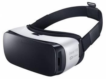 Очки виртуальной реальности Samsung Galaxy Gear VR SM-R322 белый / черный