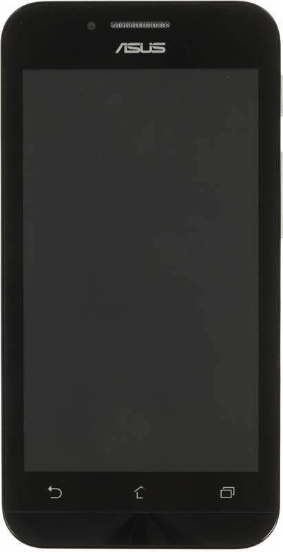 Смартфон Asus Zenfone Go ZC451TG 8ГБ черный - фото 1