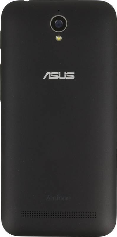 Смартфон Asus Zenfone Go ZC451TG 8ГБ черный - фото 2