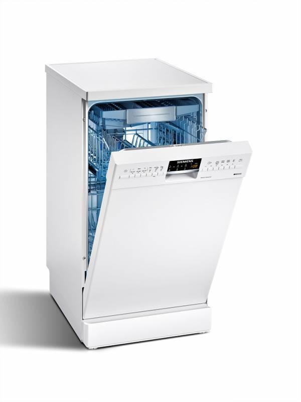 Посудомоечная машина Siemens speedMatic SR26T298RU белый - фото 1