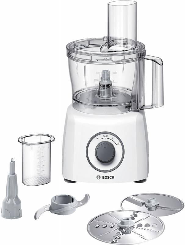 Кухонный комбайн Bosch MCM3110W белый - фото 1
