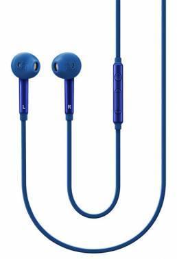 Гарнитура Samsung EO-EG920L голубой (EO-EG920LLEGRU)