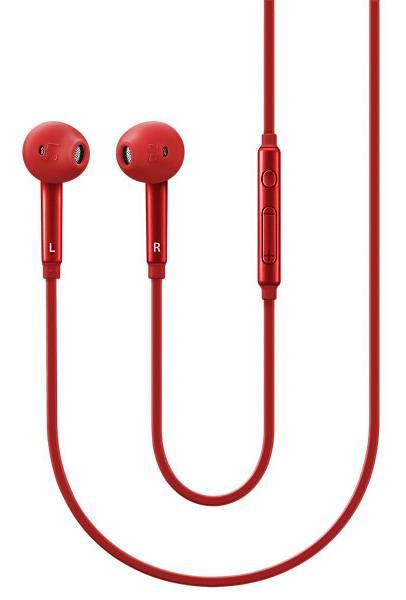 Гарнитура Samsung EO-EG920L красный - фото 1