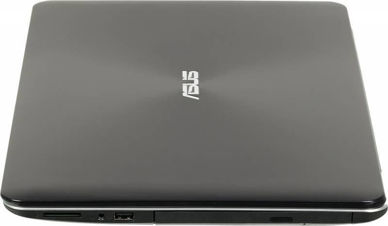 "Ноутбук 15.6"" Asus X555DG-XO020T черный - фото 4"