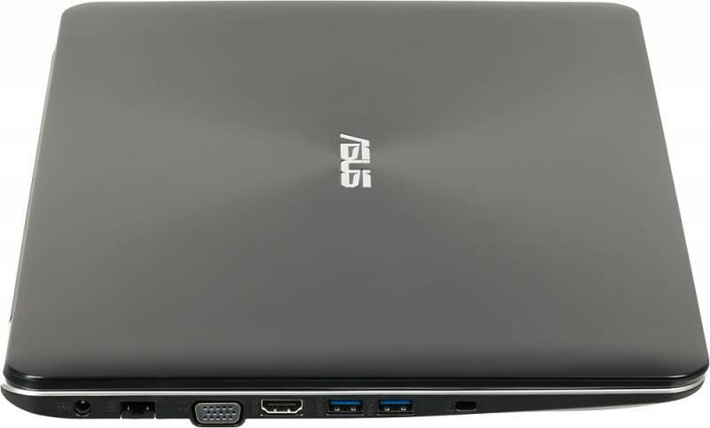 "Ноутбук 15.6"" Asus X555DG-XO020T черный - фото 6"