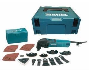 Многофункциональный инструмент Makita TM3000CX3J синий - фото 1