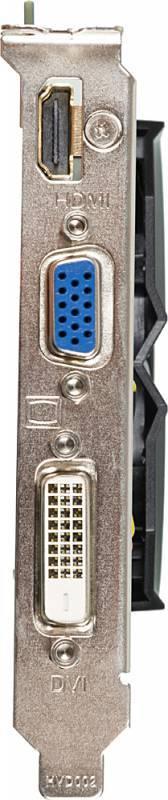 Видеокарта Gigabyte GeForce GT 730 2048 МБ (GV-N730D3-2GI) - фото 2