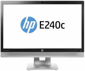 Монитор 23.8 HP E240 черный