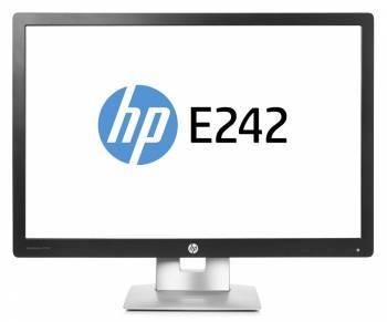 Монитор 24 HP E242e черный
