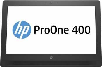 Моноблок 20 HP ProOne 400 G2 черный / серебристый