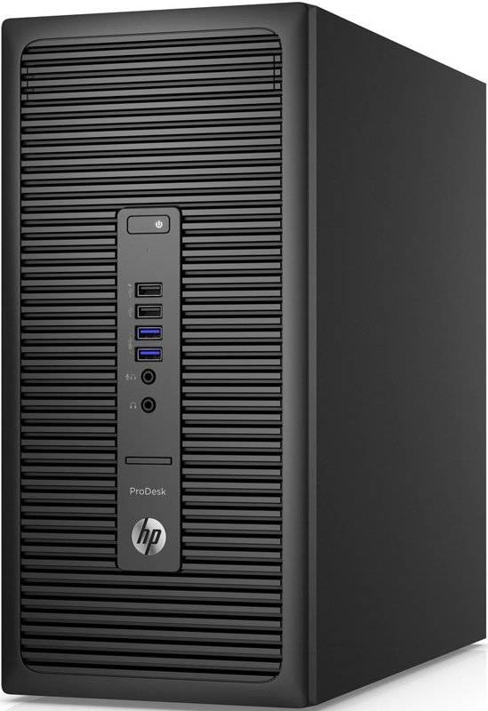Системный блок HP EliteDesk 800 G2 черный - фото 1