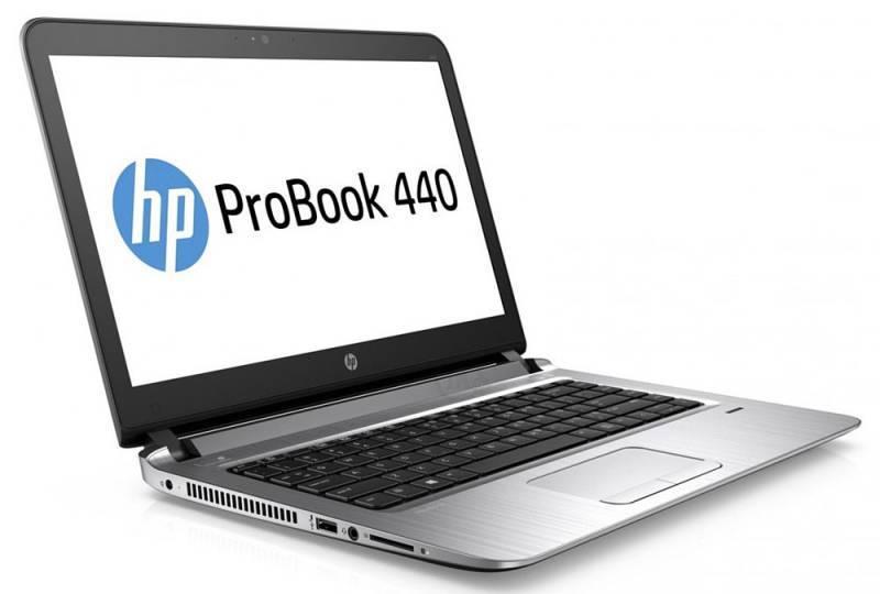 """Ноутбук 14"""" HP ProBook 440 G3 черный - фото 1"""