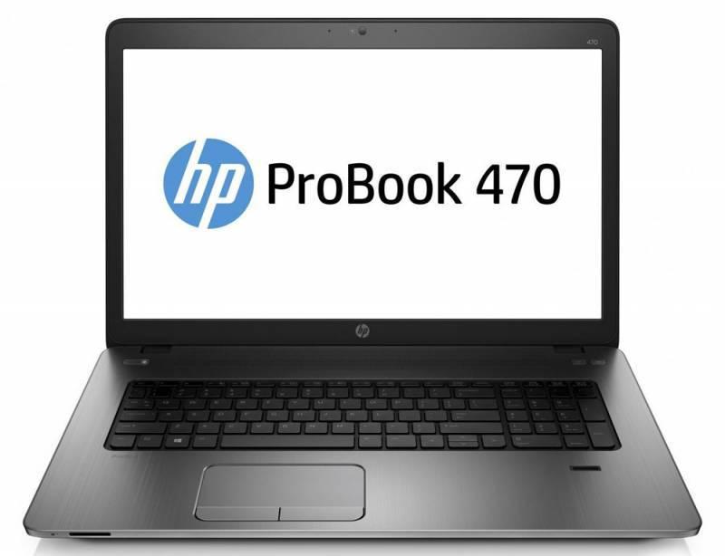 """Ноутбук HP ProBook 470 G3  17.3"""" 1600x900 Intel Core i5 6200U 2.3ГГц 4096МБ DDR3L 1600МГц 500Гб DVD-RW AMD Radeon R7 M340 2048МБ Free DOS BT - фото 1"""